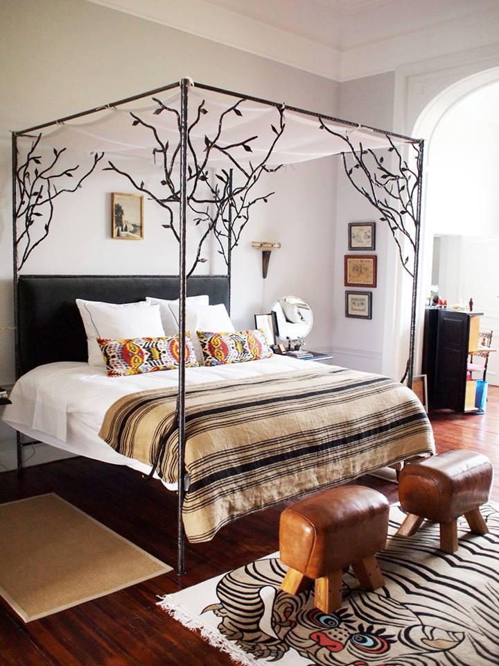 غرف نوم للمتزوجين رومانسيه