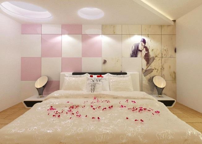 افكار لغرف النوم الزوجيه