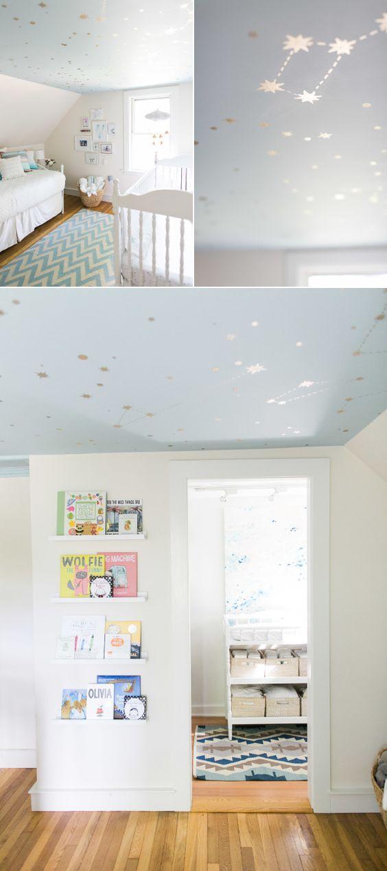 تزيين اسقف الغرفة