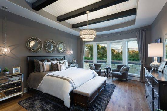 ديكور سقف غرفة النوم