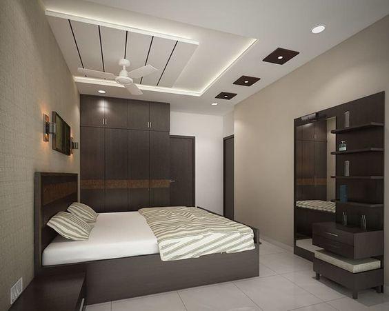 ديكور اسقف غرف نوم 4