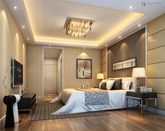 ديكور اسقف غرف نوم