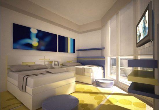 صور افكار لتزيين غرفة النوم للمتزوجين