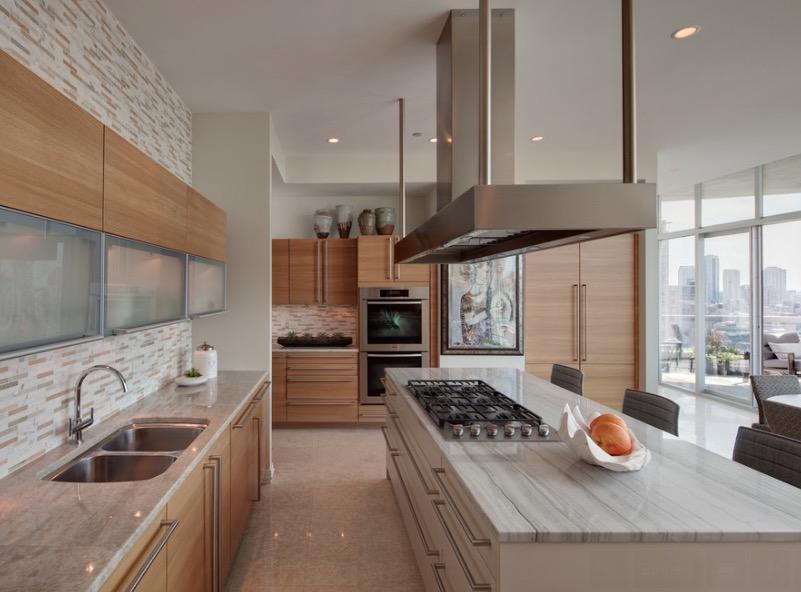 كاونتر لمطبخ المنزل 1