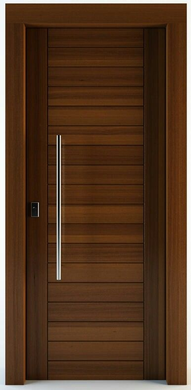 موديلات أبواب خشب 2