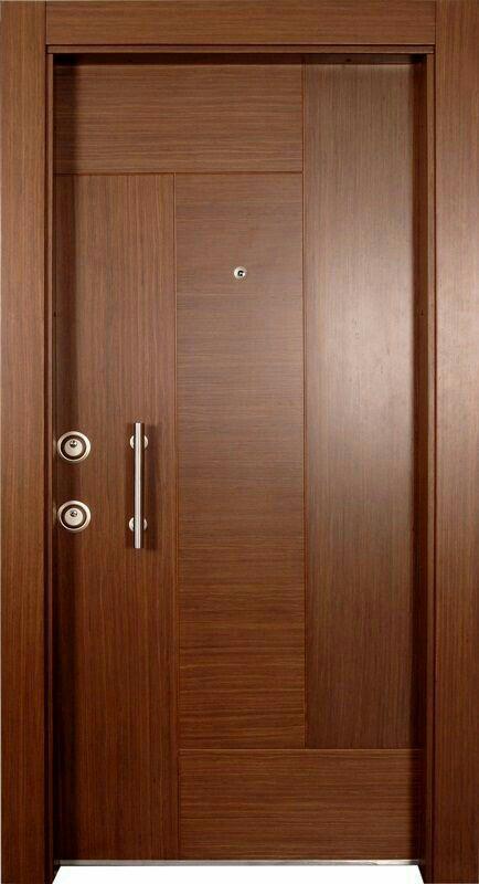 موديلات لأبواب خشب غرف