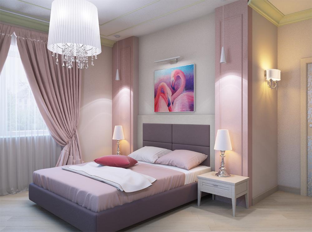 الوان ديكورات غرف نوم (6)