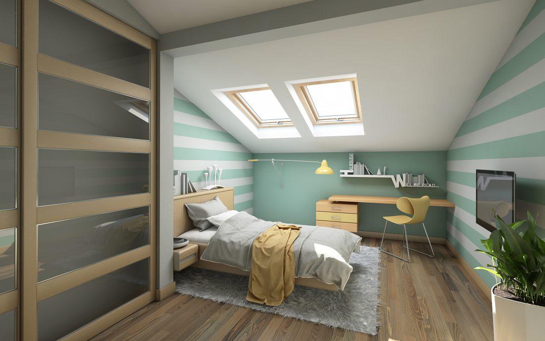 ألوان طلاء غرف النوم 2018