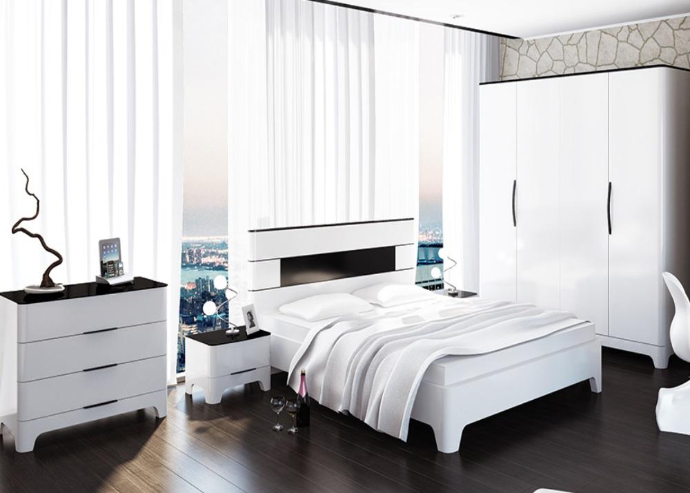 الوان دهانات لغرف النوم العرائس باللون الأبيض