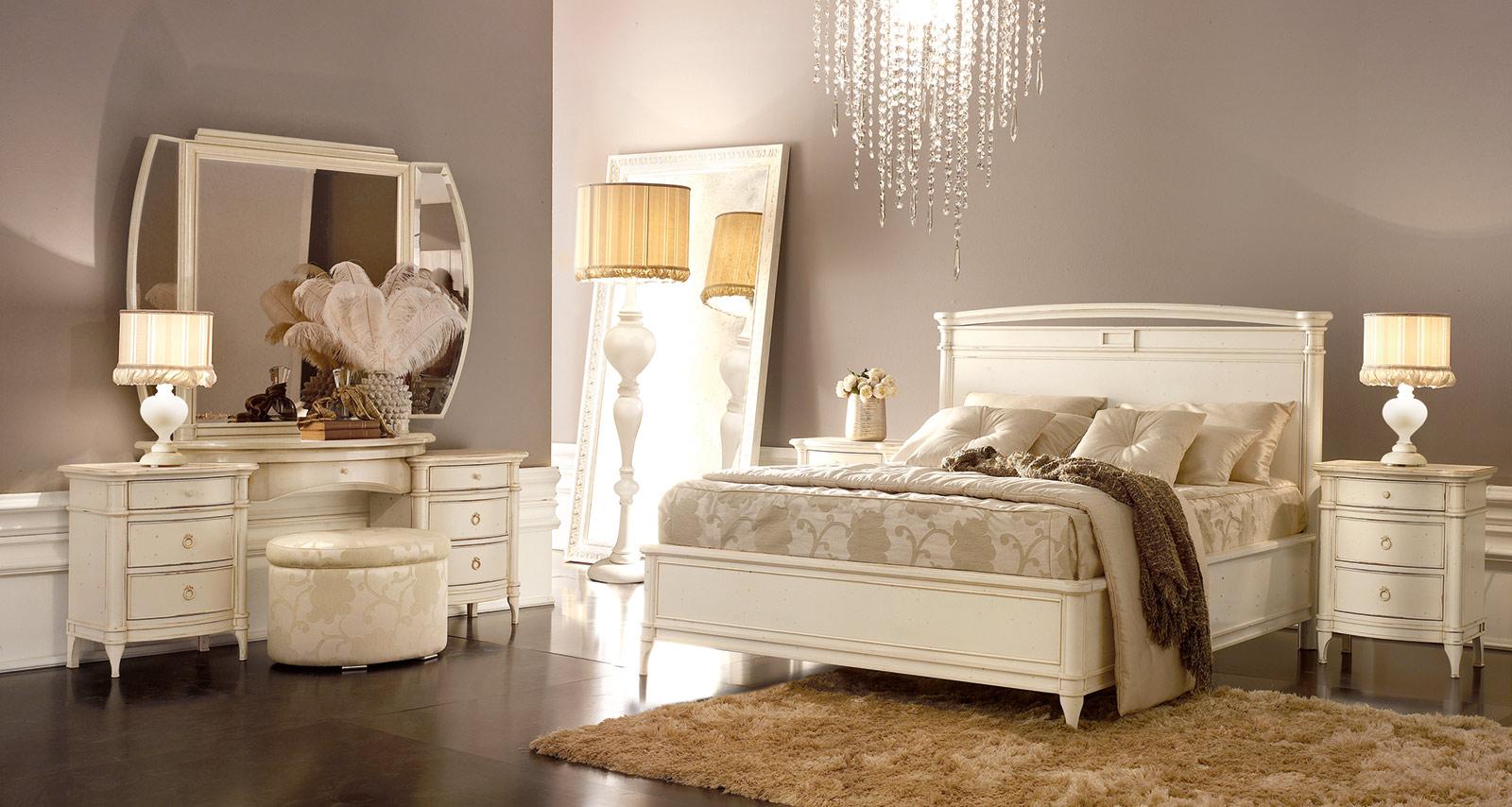 ديكورات غرف نوم كلاسيك (8)