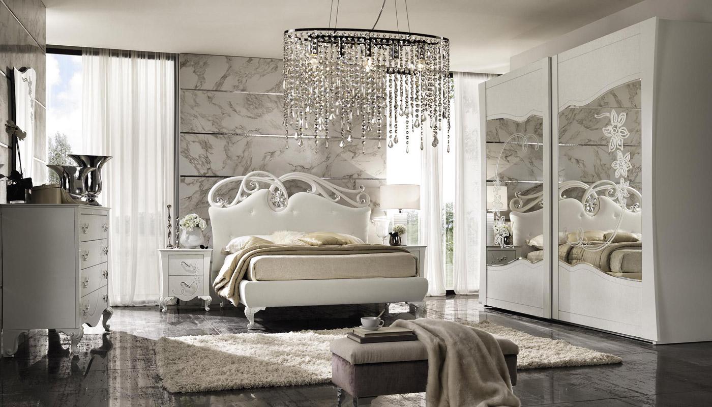 ديكورات غرف نوم كلاسيك (10)