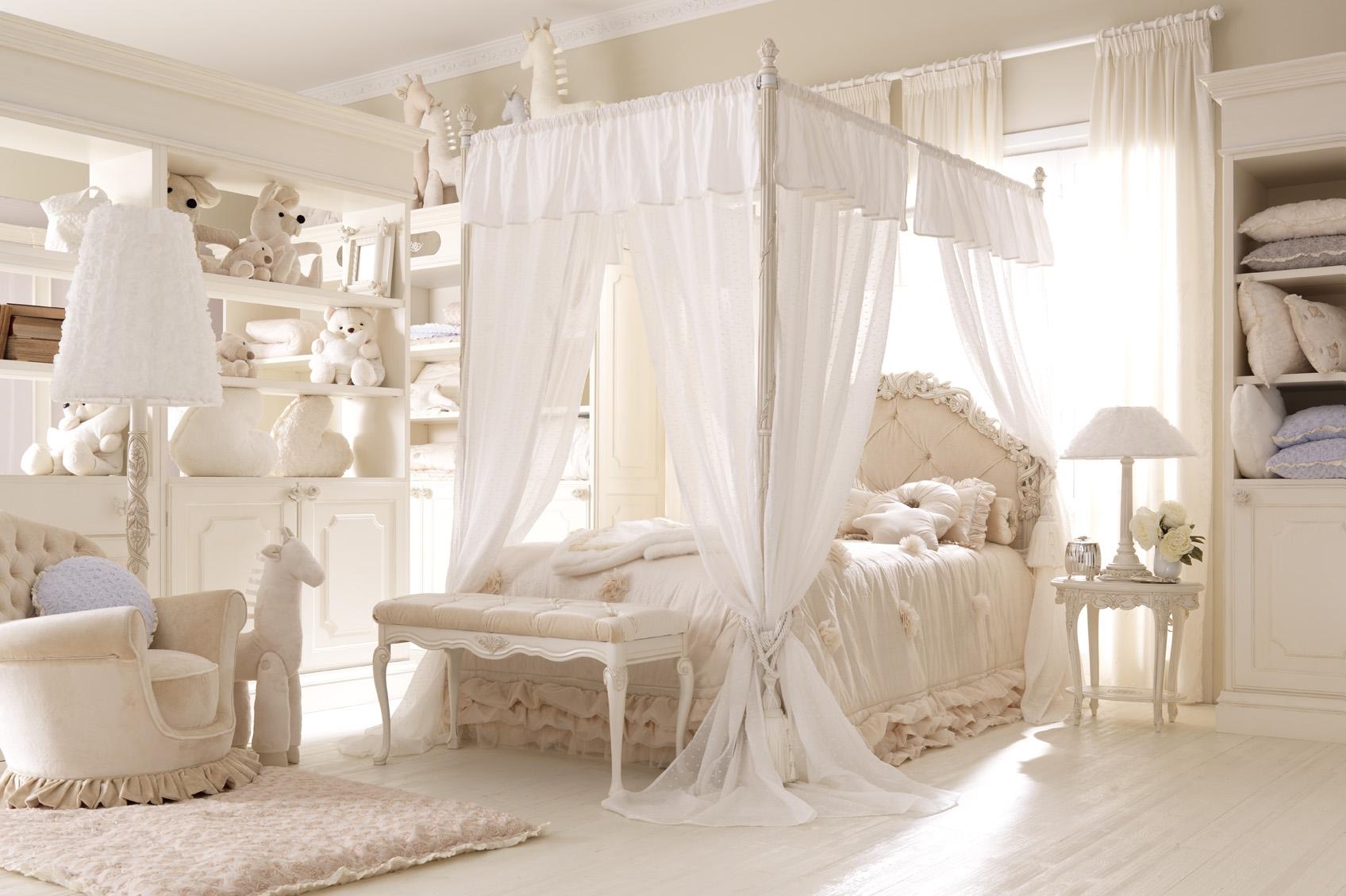 ديكورات غرف نوم كلاسيك (1)