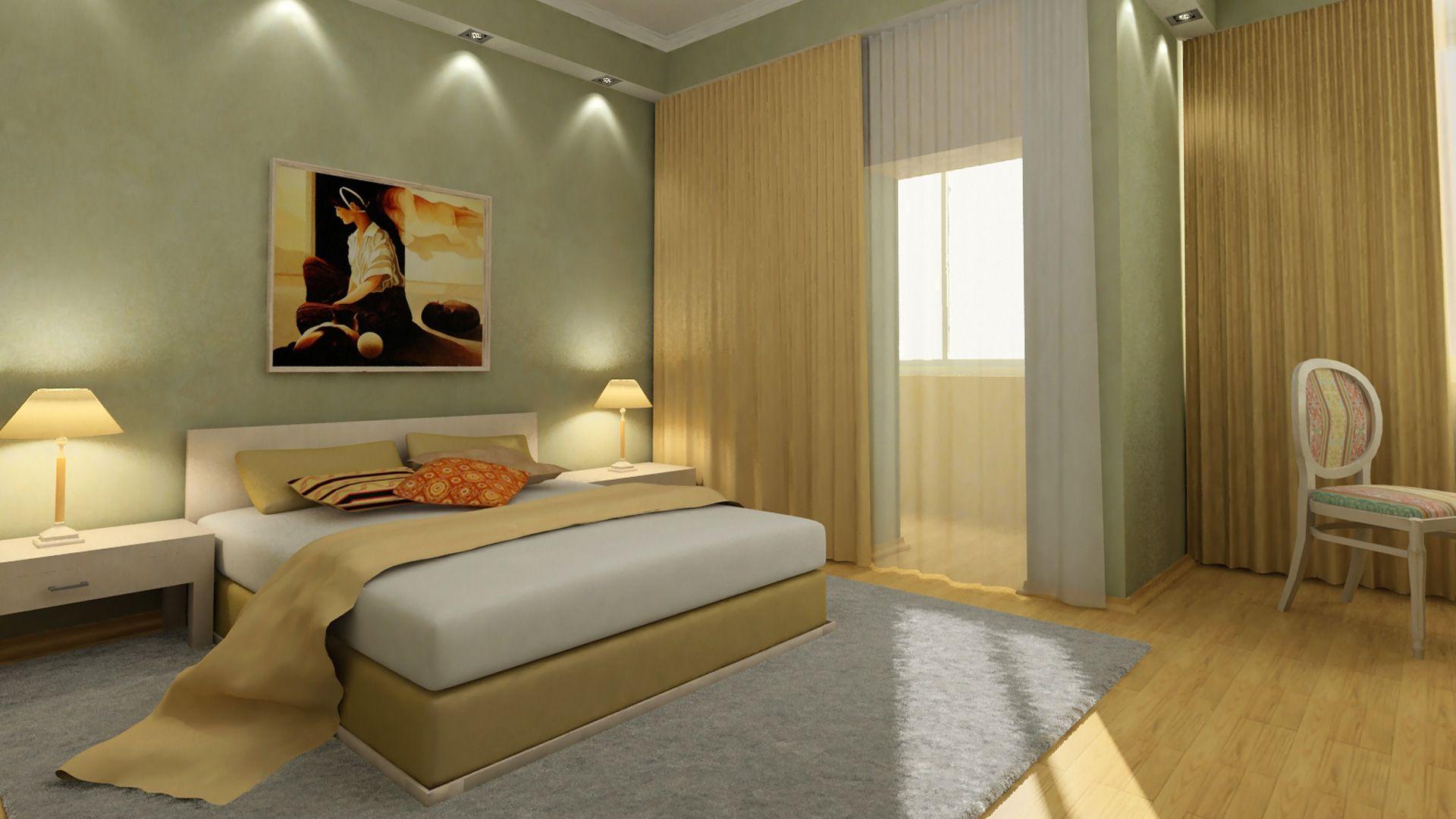 اشكال ديكورات لغرف النوم التركية (1)
