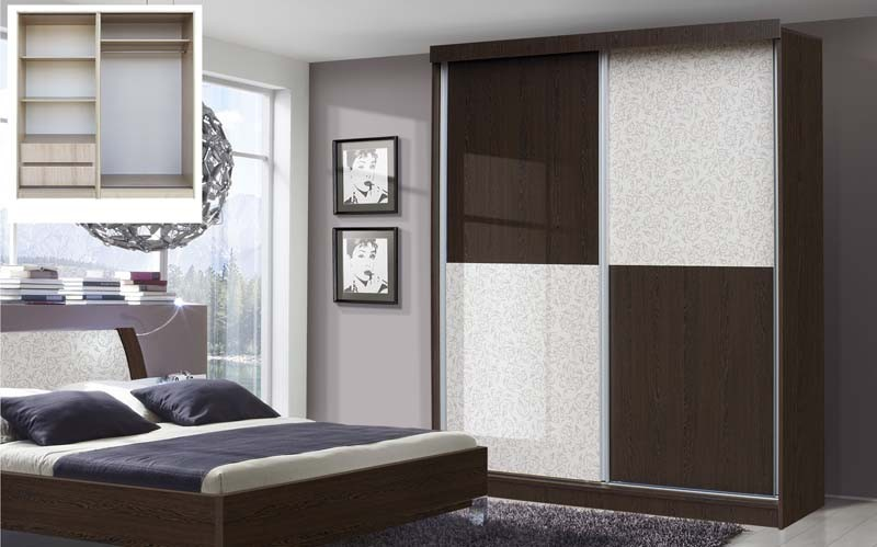 غرفة نوم مودرن جرار
