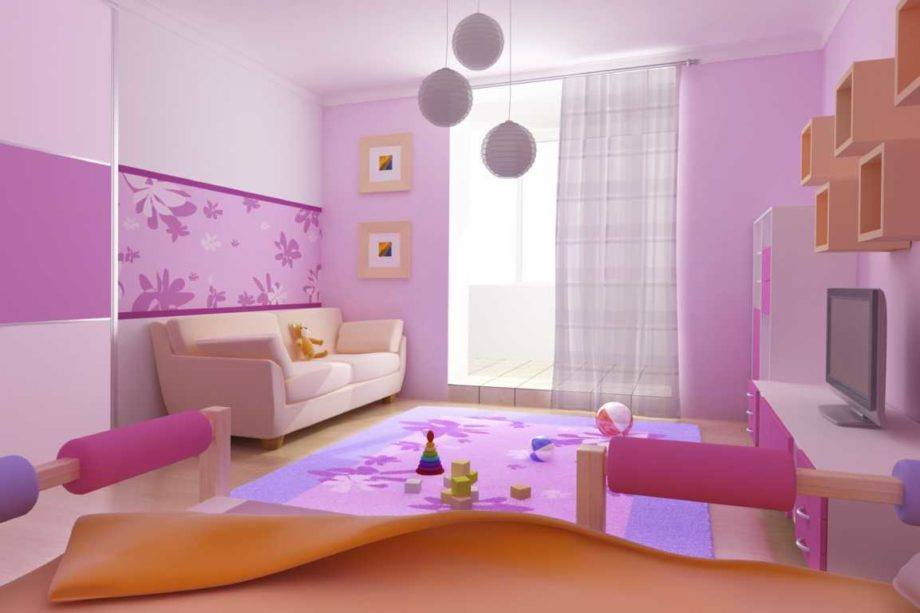 ديكور جبس غرف نوم اطفال