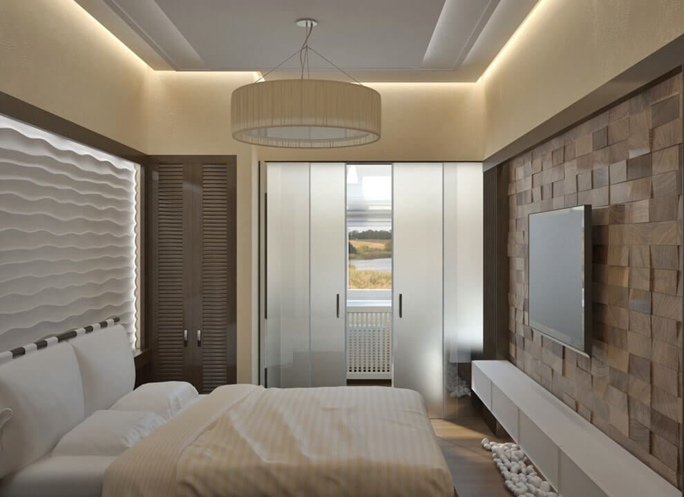 ديكور جبس غرف نوم للعرسان رومانسية مودرن ناعمة بالصور عرب ديكور