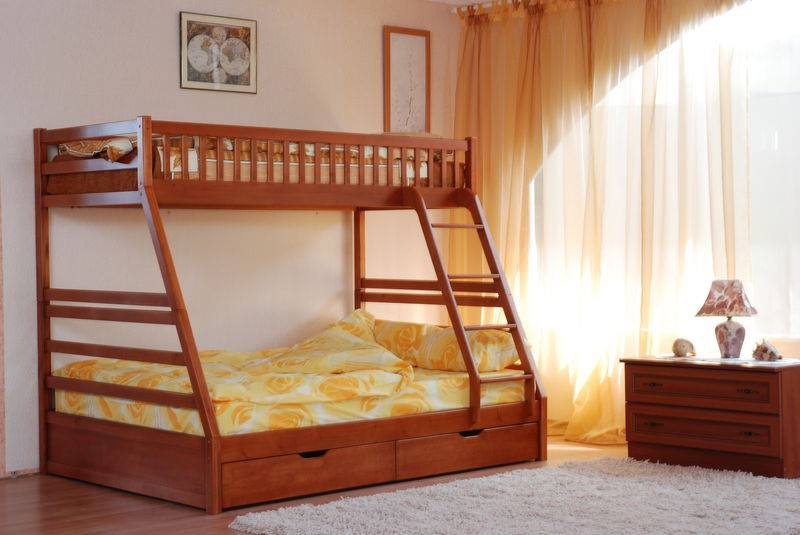 سرير اطفال دورين