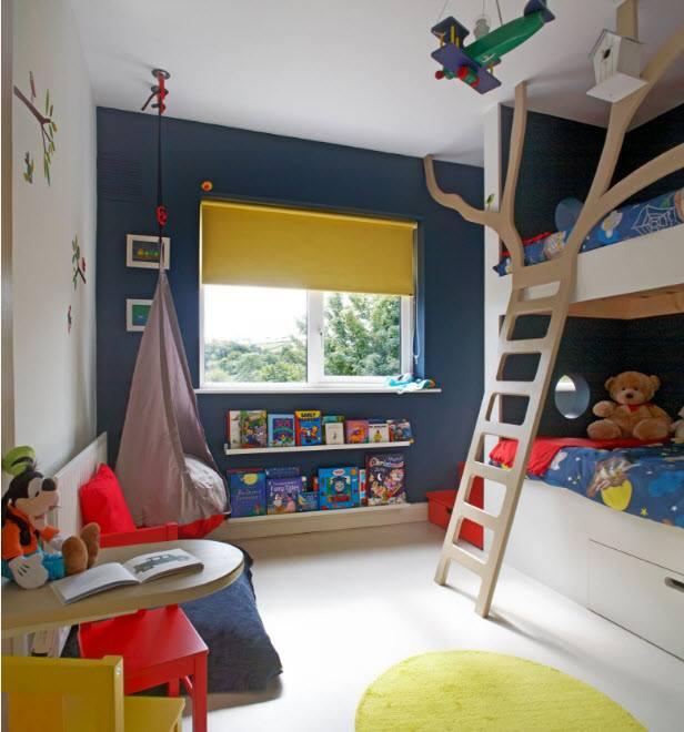 الوان حوائط غرف اطفال 1