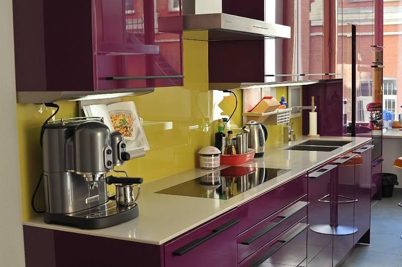 تصاميم مطبخ صغير وبسيط
