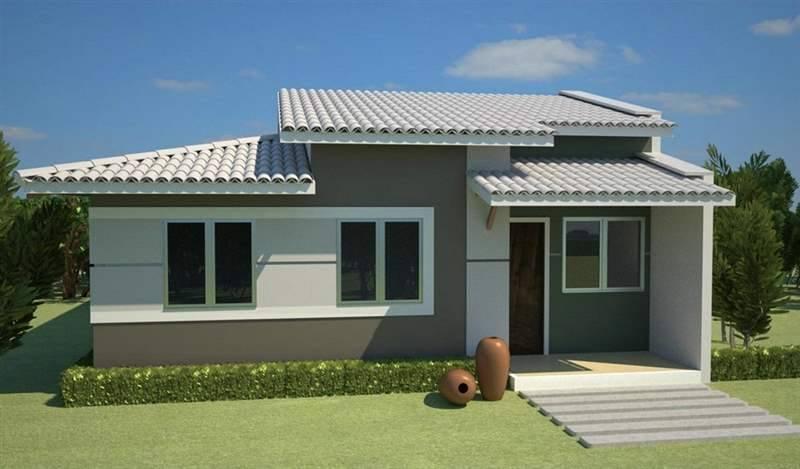 تصاميم منازل من الداخل والخارج بالصور