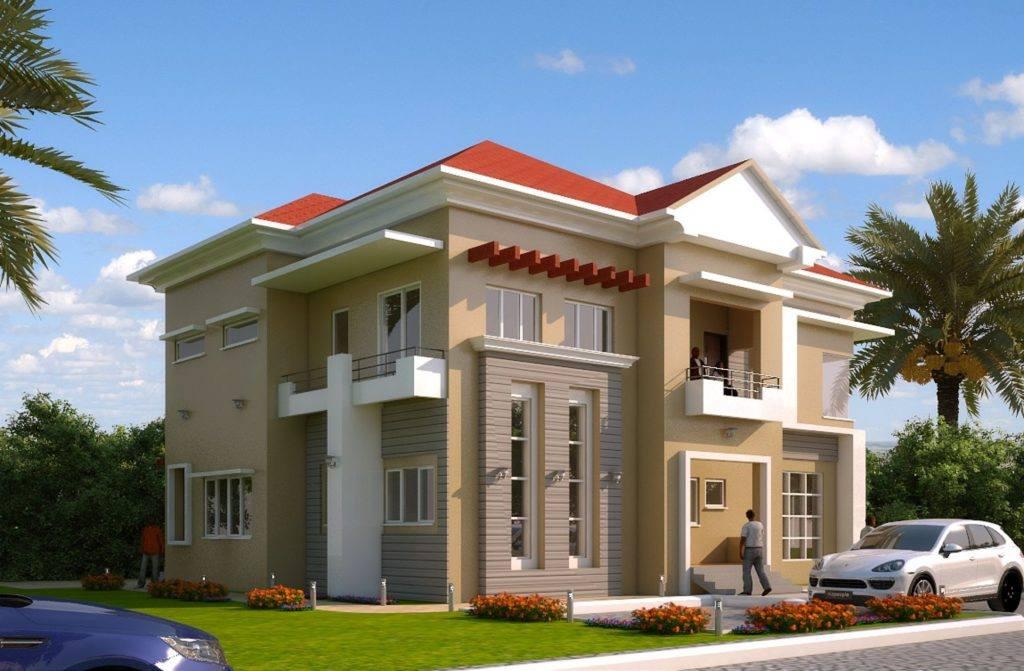 افضل الدهانات الخارجية للمنازل والوان البيوت الخارجية