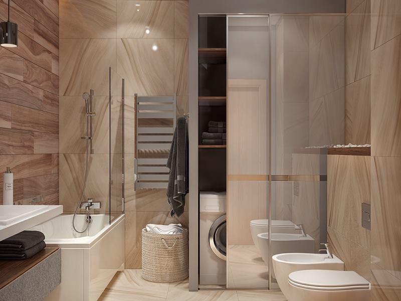 تصاميم لبيوت من الداخل