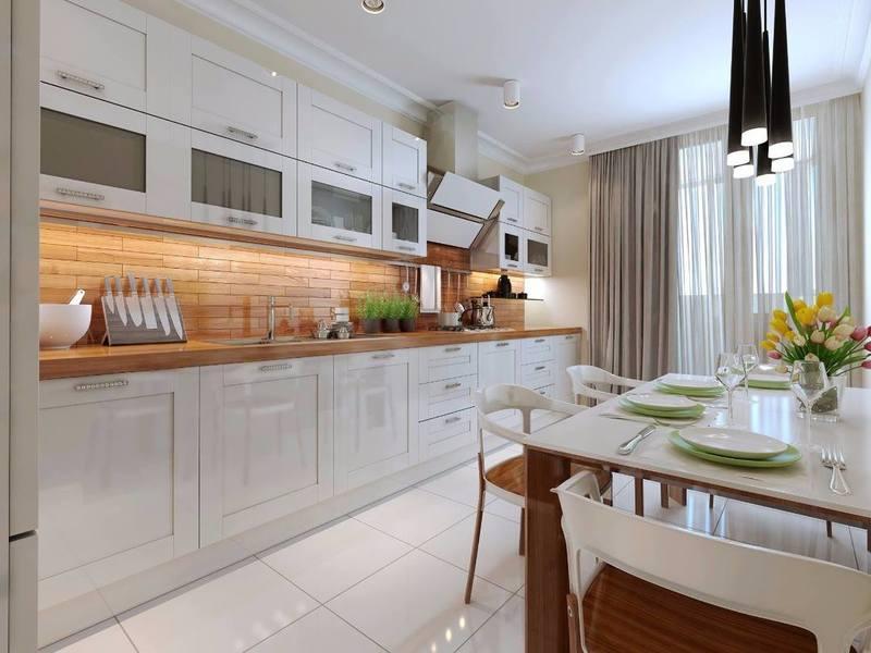تصاميم مطابخ تركية حديثة