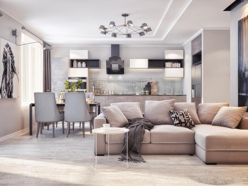 ديكورات منازل تركية بسيطة