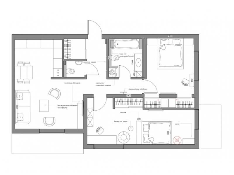 مخططات و خرائط بيوت