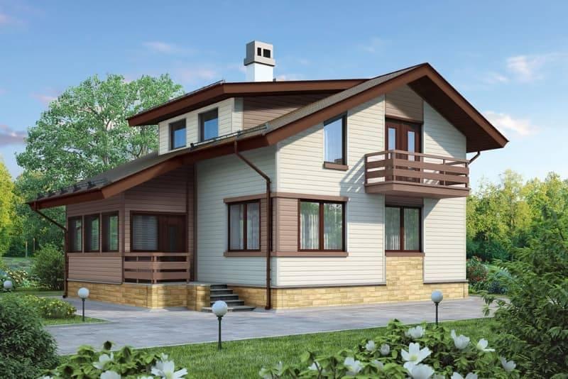 تصميمات بيوت من الخارج