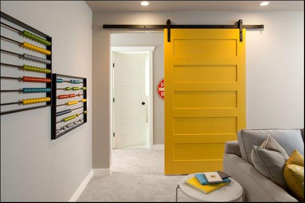 ديكورات الباب السحاب اضافة جميلة لديكور منزلك عرب ديكور