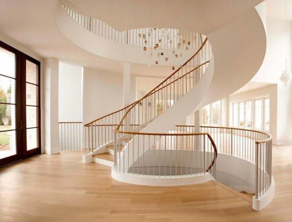 مجموعة أفكار ل تصميم درج داخلي في منزلك عرب ديكور