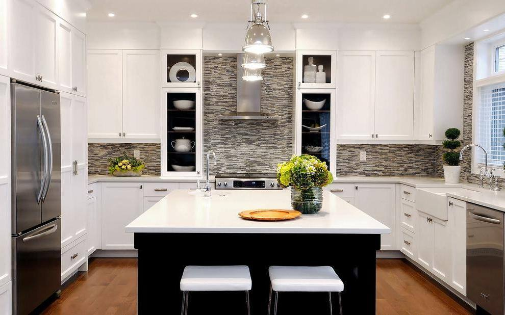 for Kitchen colors with white cabinets with designer candle holders
