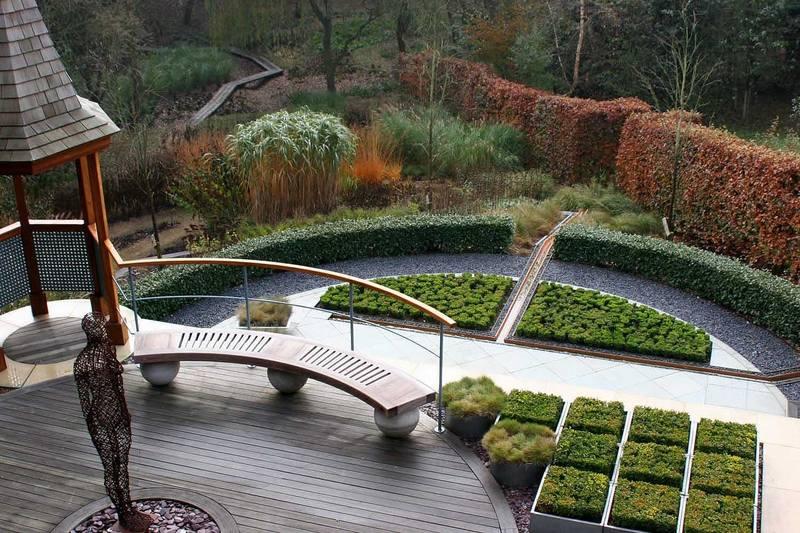 اجمل حدائق المنازل
