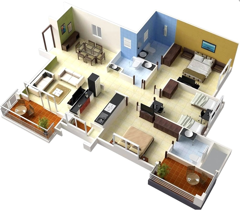مخططات منازل