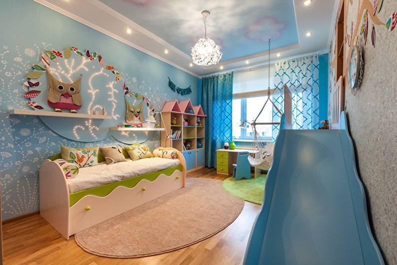 جبسيات حديثة لغرف نوم اولاد