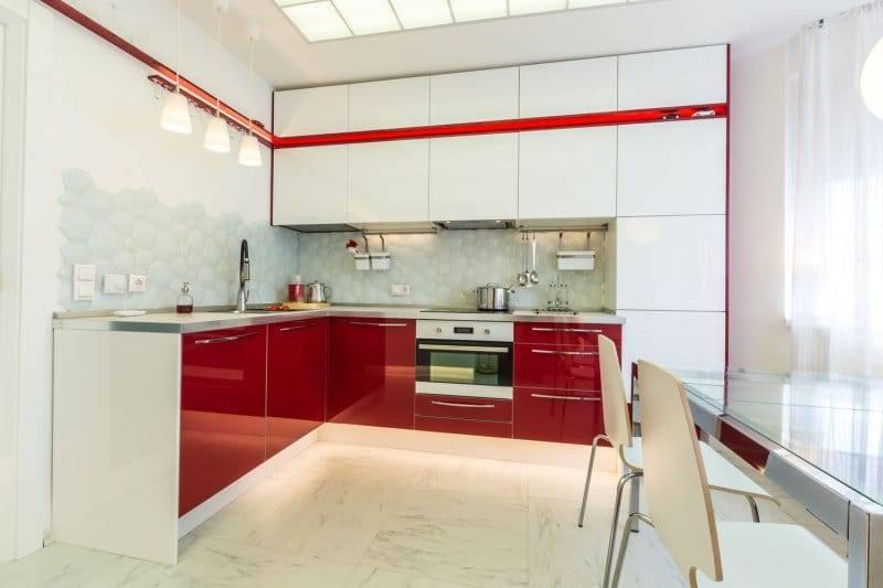 ديكورات لمطابخ مفتوحة على الصالون