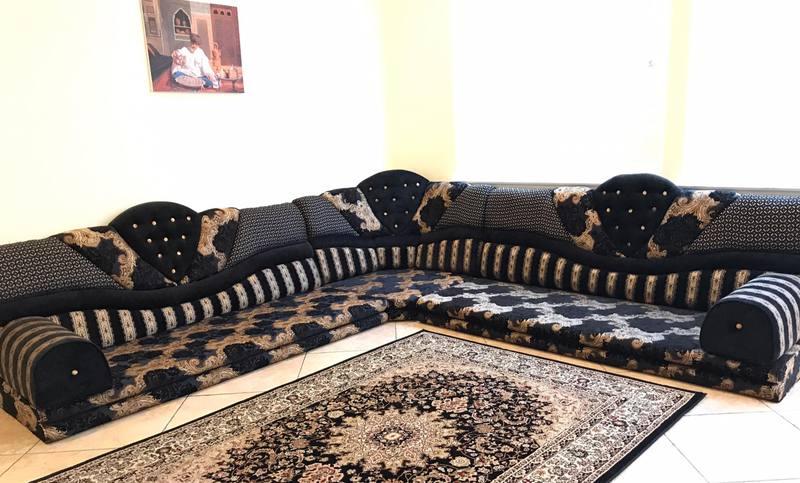 جلسات ارضية مودرن عربية للمجالس