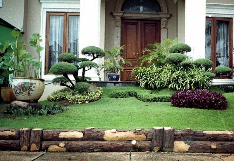 حدائق منزلية جميلة جدا