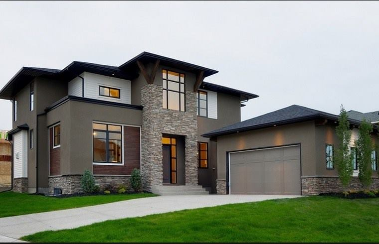 - Indian home exterior colour combinations ...