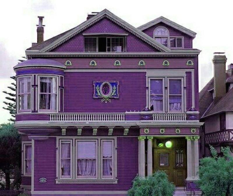 اجمل الوان طلاء المنازل من الخارج