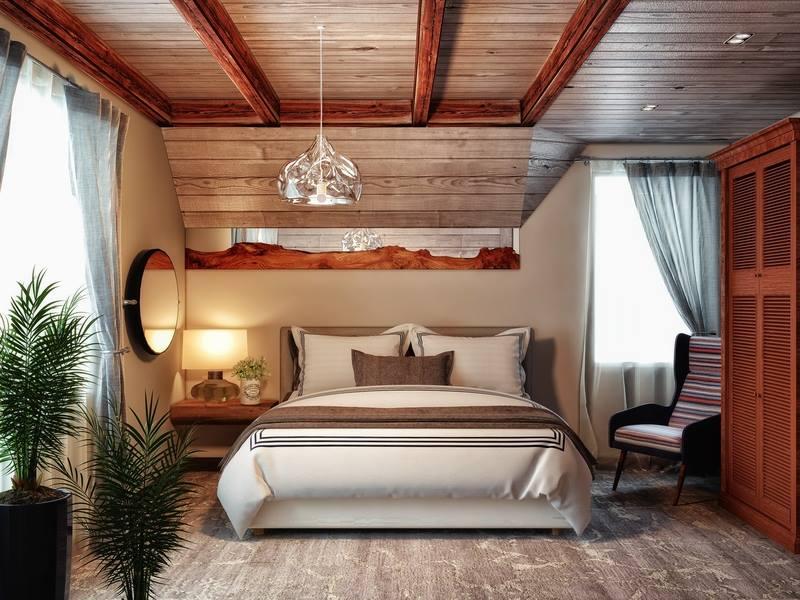 تصاميم لبيوت من الداخل بسيطة لغرف النوم