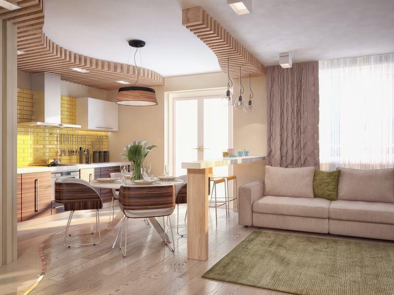 تصاميم لبيوت من الداخل بسيطة للريسبشن