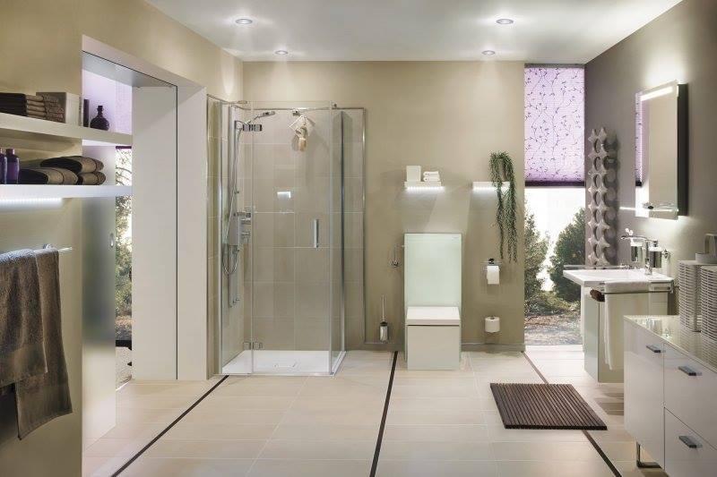 ديكور منازل بسيطة للحمامات