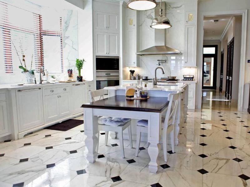 افضل انواع السيراميك للمطابخ والمنازل