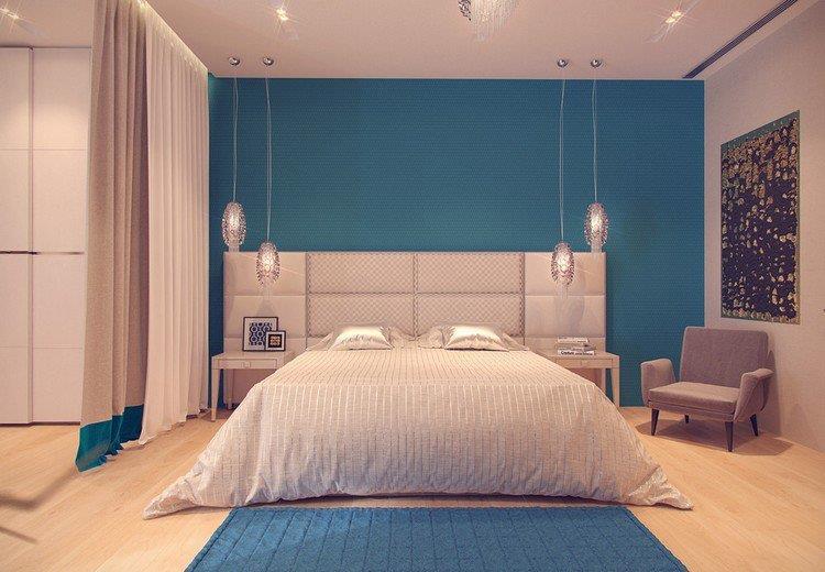 بويات غرف نوم