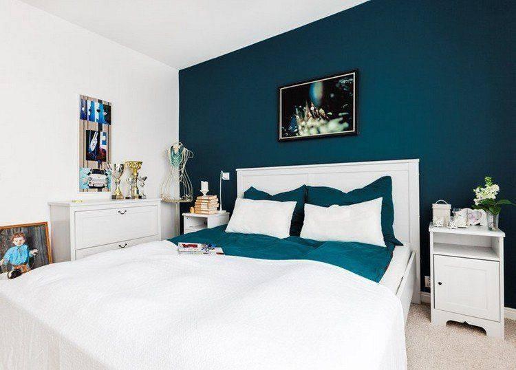 الوان غرف النوم الحديثة